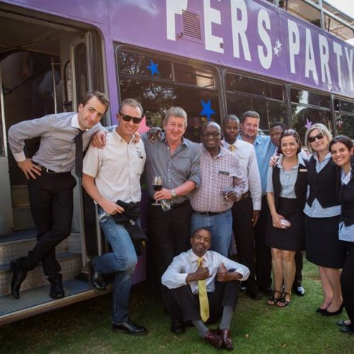 Jollyride Purple Bus